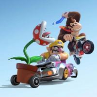 Donky Kong Mario Kart 8 Lightningamer 08