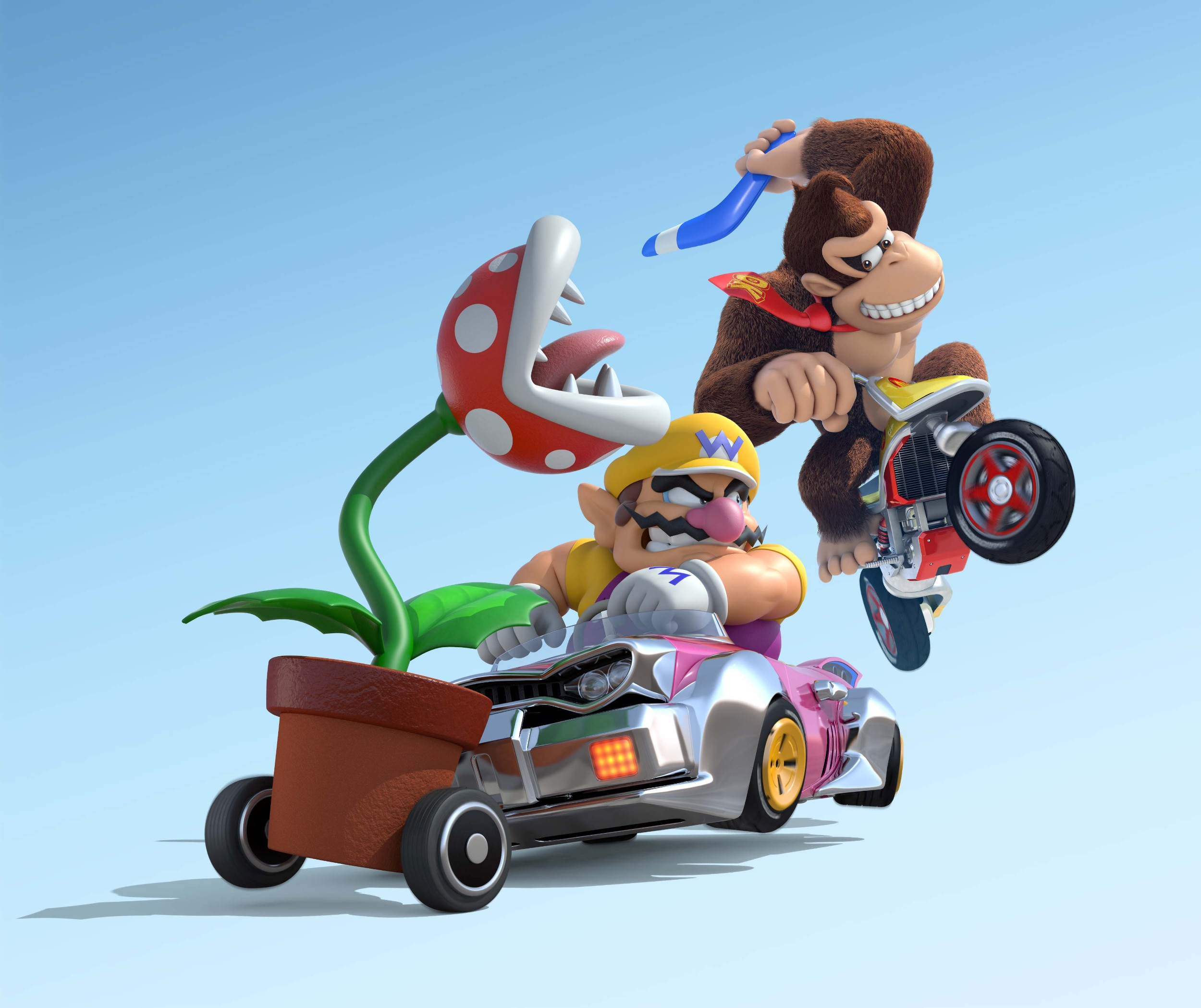 mario kart 8 nouveaux objets personnages et circuits lightningamer. Black Bedroom Furniture Sets. Home Design Ideas