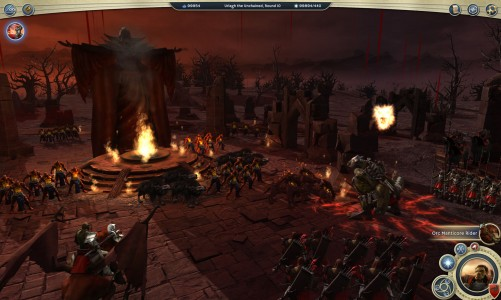 Age of Wonders III combat