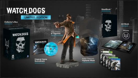 Watch_Dogs déballage de l'édition limitée !