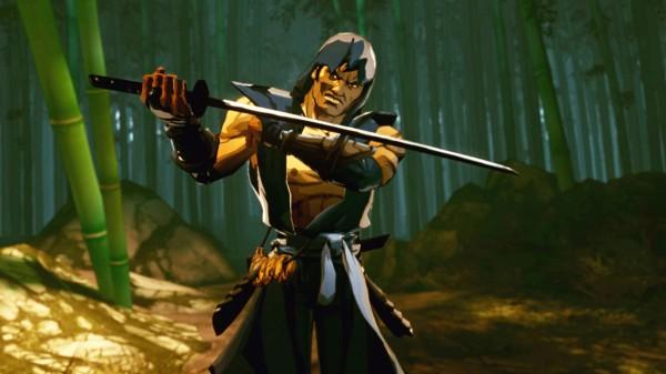 Yaiba : le combat de la mort