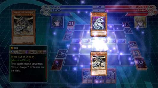 Yu-Gi-Oh! Millennium Duels (4)