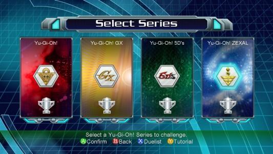 Yu-Gi-Oh! Millennium Duels (5)