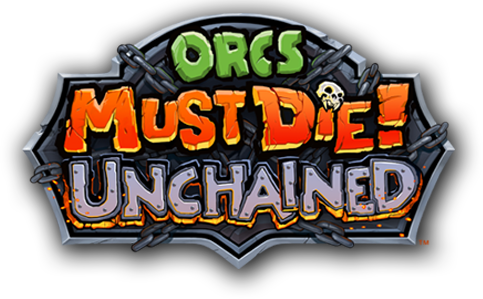 orcs must die unchained logo