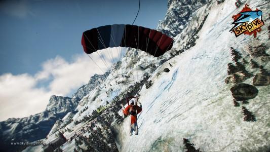 Test de Skydive Proximity Flight - Un jeu pour ceux qui aiment s'envoyer en l'air ! Parachute-533x300
