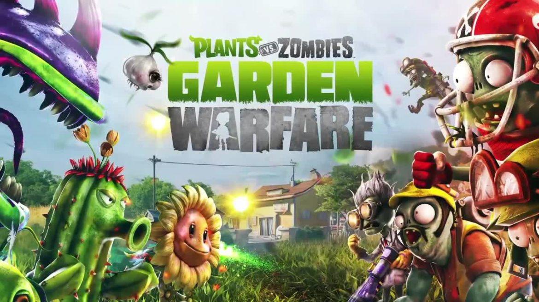 Test Plants vs zombies garden warfare