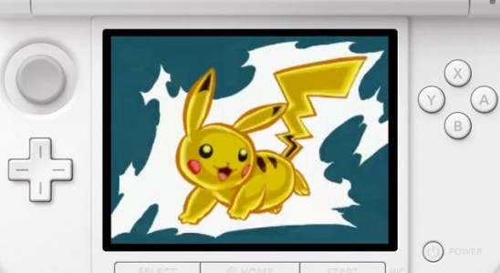 pokemon art academy pikachu