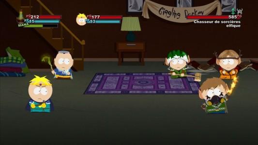 South Park : Le Bâton de la Vérité elfes