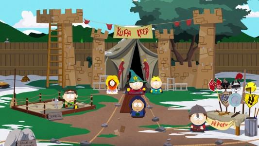 South Park : Le Bâton de la Vérité Kupa Keep
