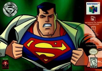 superman N64