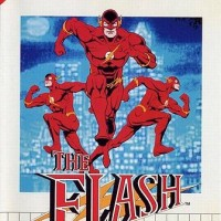 the flash sur master system