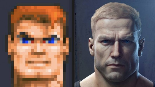 the new order wolfenstein héros