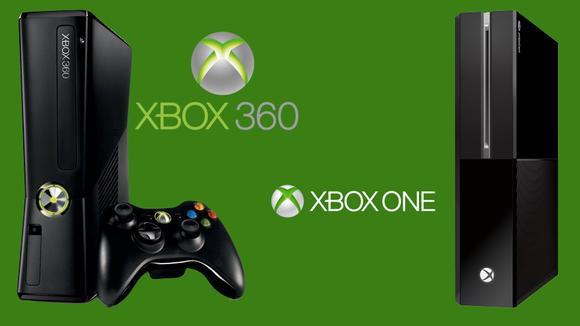 xbox 360 et xbox one