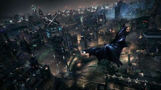 Batman Arkham Knight un trailer de gameplay
