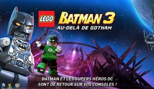 Batman au-delà de gotham annoncé