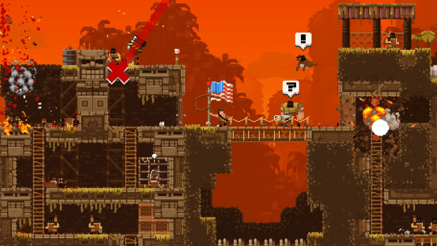 Broforce indiana