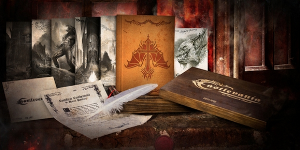 Castlevania- le manuscrit maudit