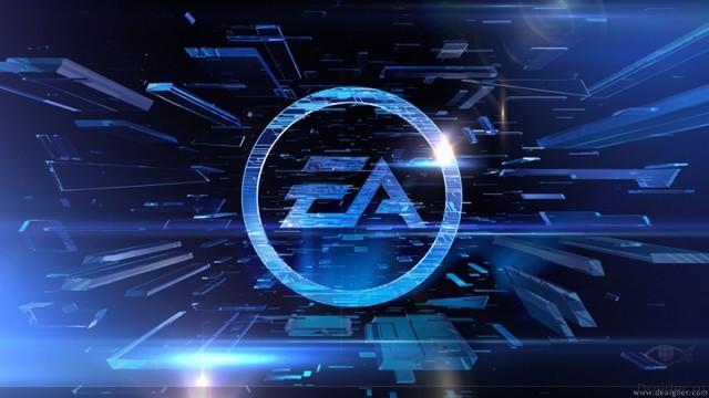 Logo de EA
