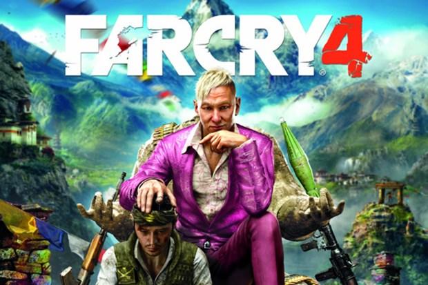 Far cry 4 logo
