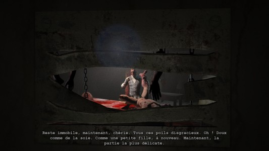 Outlast Whistleblower torture
