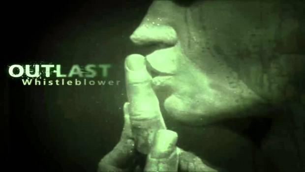Outlast Whistleblower Title