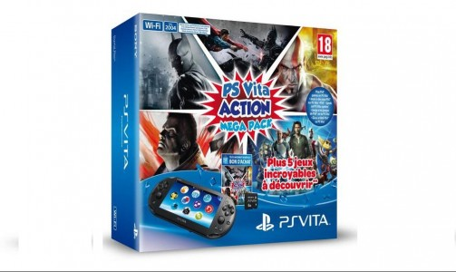 PS Vita Slim une date de sortie en France