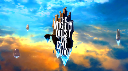 The Mighty Quest For Epic Loot titre