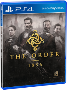 The Order 1886 Boxart