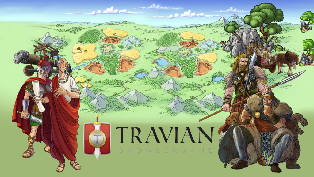 Travian : jeu sur naviguateur
