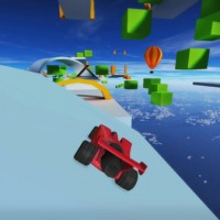 jet car stunts picture