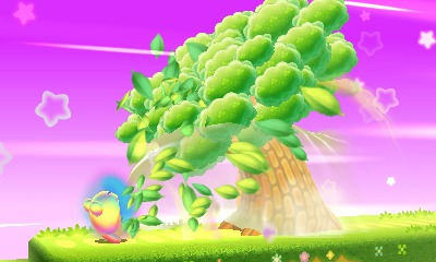 Kirby Triple Deluxe aspire