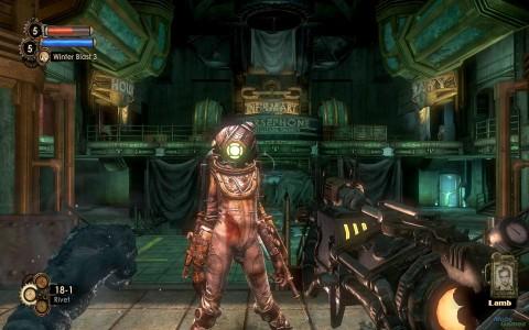 2K Marin en charge des nouveaux Bioshock