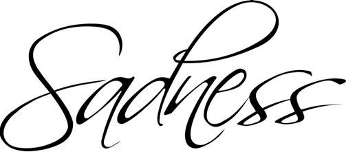 sadness logo