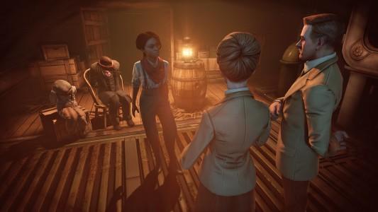 Bioshock Infinite : Burial at Sea partie 2 02