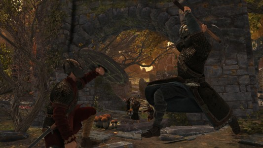 War of the Vikings Gameplay Parade