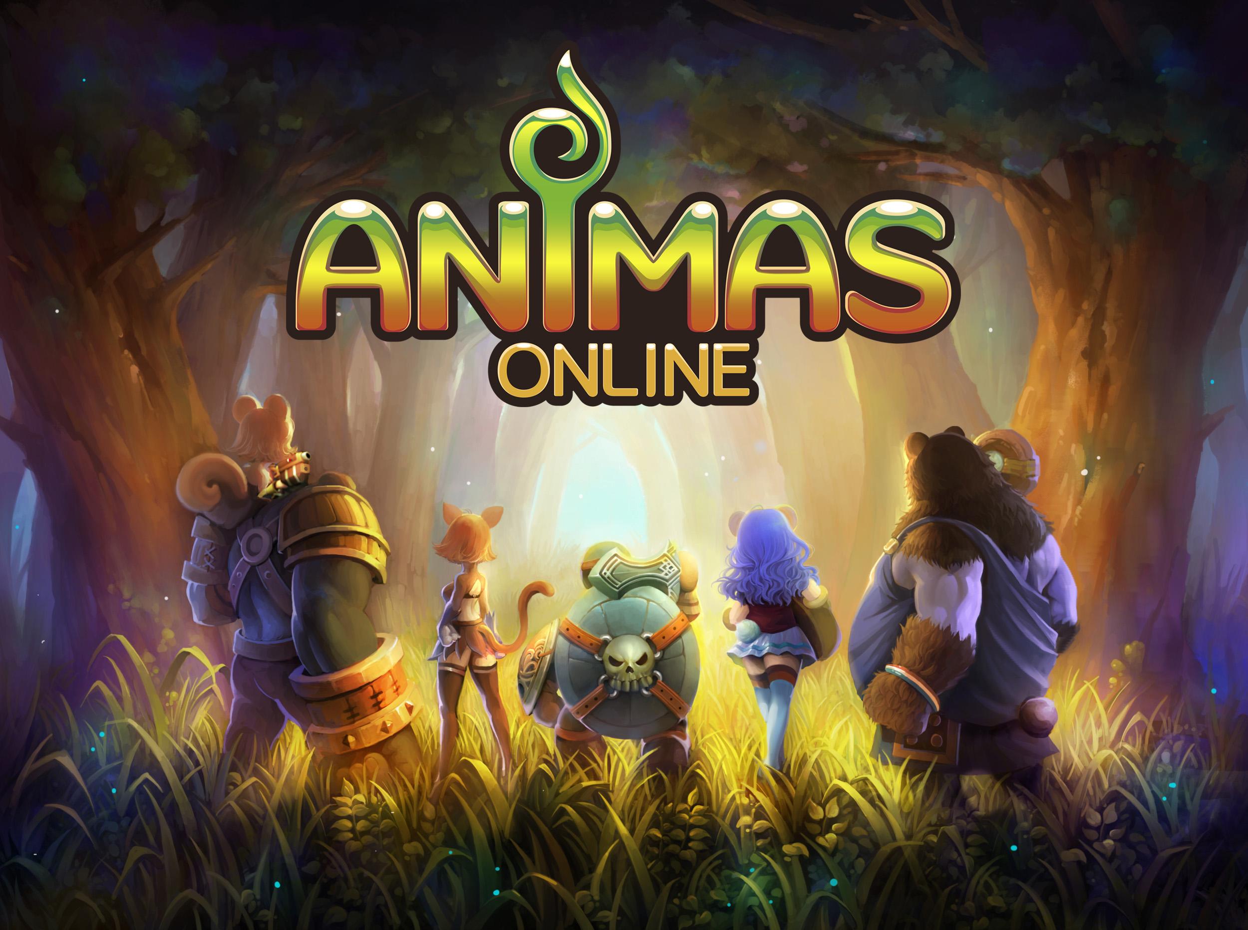 Animas Online sur mobile !