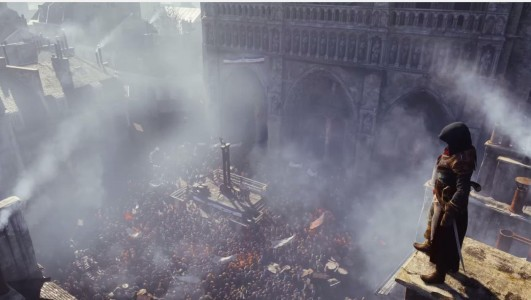 Assassin's Creed Unity évoque ses DLC