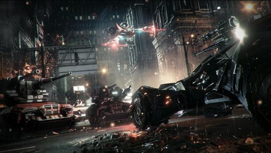 2015 Batman Arkham Knight