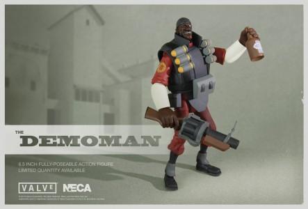 Demoman NECA