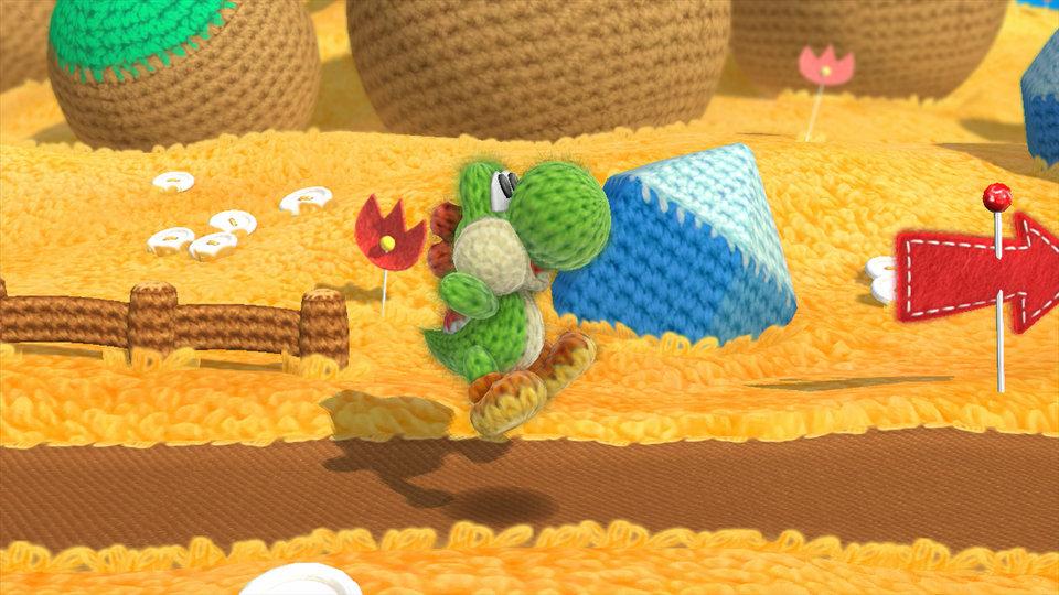 [E3 2014] Yoshi's Wolly World