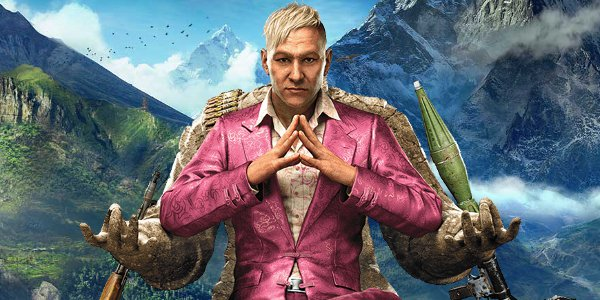 Far cry 4 : le visage du héros
