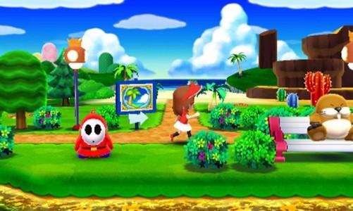 Parcours Mario Golf World Tour