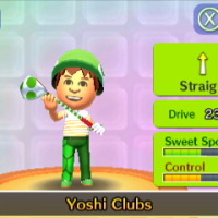 MiiMario Golf World Tour
