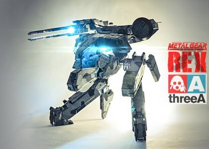 Metal Gear Rex 3A