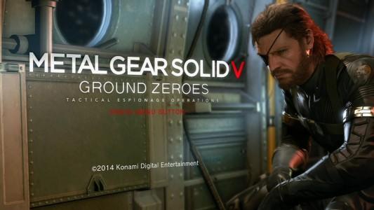Metal Gear Solid V : The Phantom Pain une date de sortie révélée ?