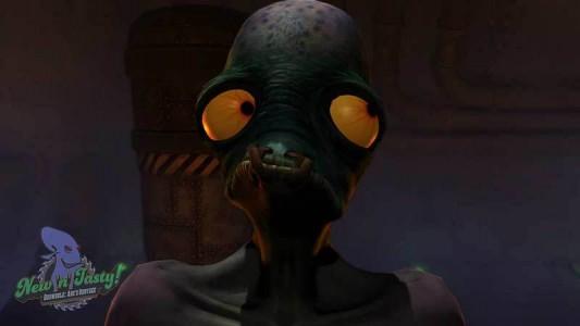 Oddworld New 'n' Tasty se dévoile