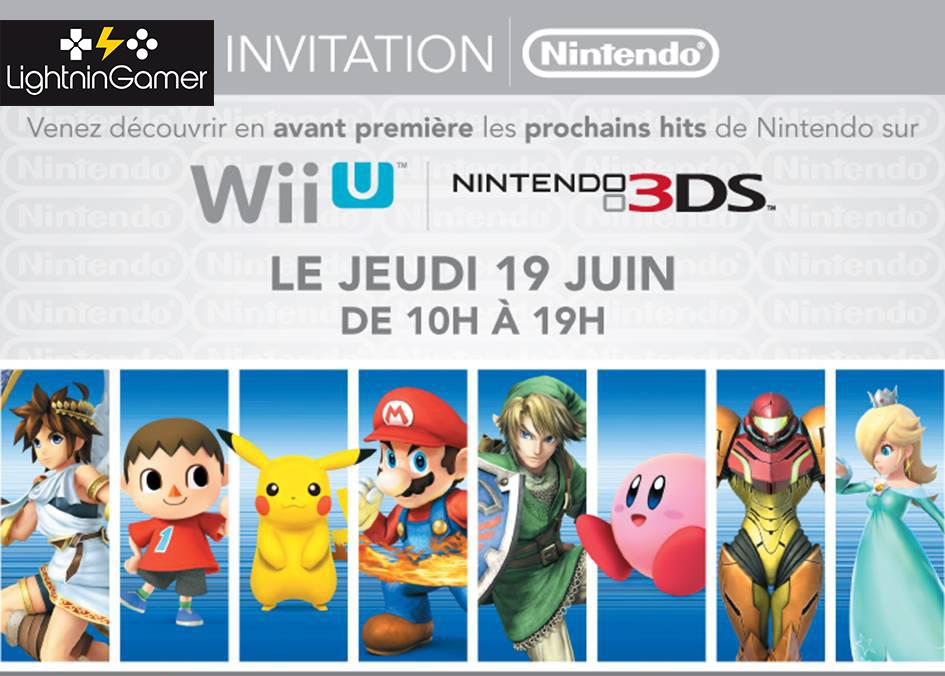 Nintendo Post E3 2014 Title