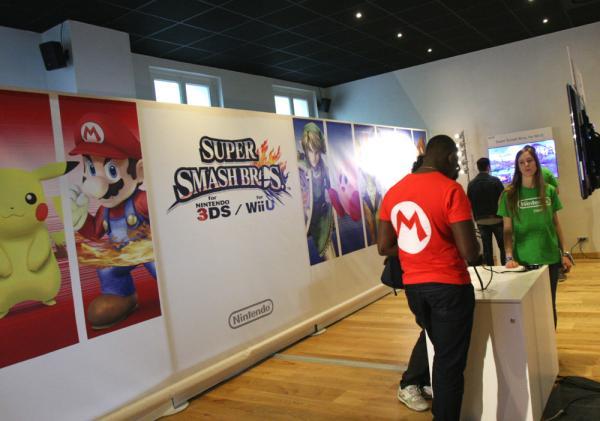 Nintendo E3 2014 Poster