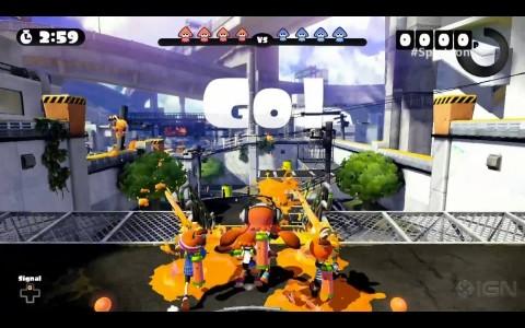 Splatoon annoncé par Nintendo