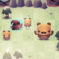 Des ours en colère dans Road Not Taken
